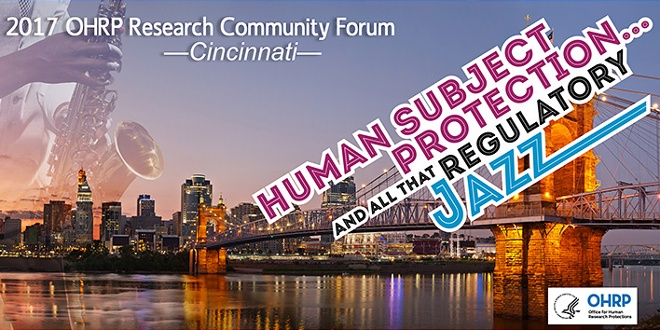 OHRP Research Community Forum
